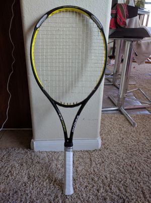 Prince genuine tennis racket for Sale in Houston, TX