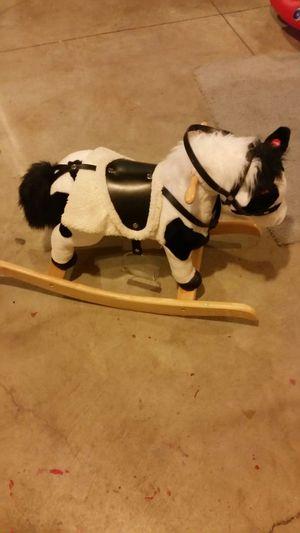Children Rocker Horse. for Sale in Detroit, MI
