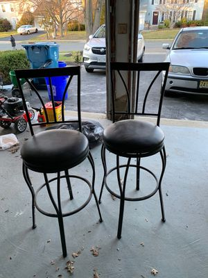 Bar Stools pair for Sale in West Windsor Township, NJ