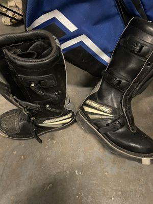 O'Neal dirt bike boots 2 for Sale in Brockton, MA
