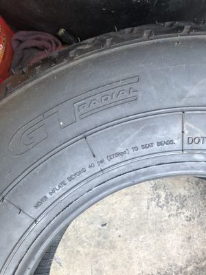 Trailer tire for Sale in El Monte, CA