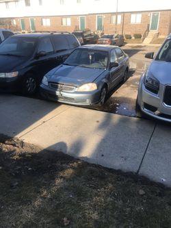 2000 Honda Civic for Sale in Detroit,  MI