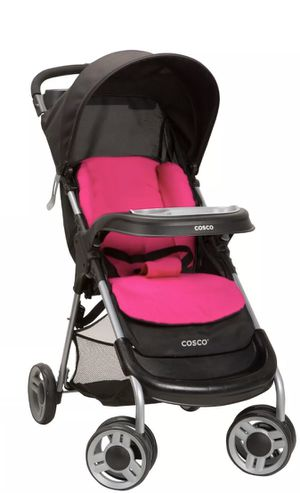 Cosco Lift & Troll - used Stroller / Color: Very Berry for Sale in Pleasanton, CA