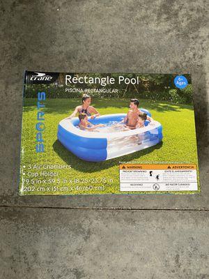Rectangle Pool for Sale in Cedar Rapids, IA