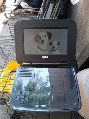 Portable dvd player for Sale in Canton, OH