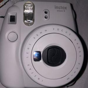 Instax Mini 9 Film Camera for Sale in Houston, TX