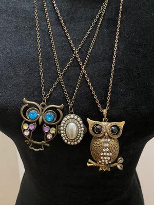 Costume jewelry set of 3 for Sale in Turlock, CA