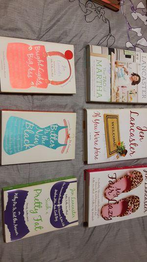Jen lancaster books for Sale in San Antonio, TX