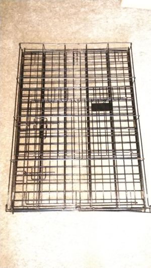 Easy to store, fully colapsable pet crate for Sale in PT CHARLOTTE, FL