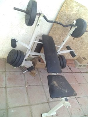 Weight bench for Sale in Hesperia, CA