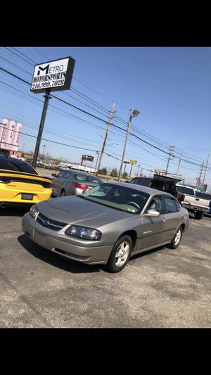 2003 Chevrolet Impala for Sale in Westlake, OH