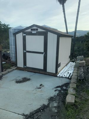 8x10 tough shed for Sale in El Cajon, CA