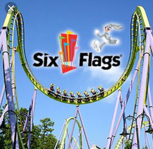 Six flags day pass for Sale in San Antonio, TX