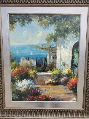33 x 39 Painting for Sale in Fallbrook, CA