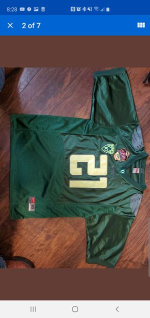 NIKE TEAM OREGON DUCKS #21 LAMICHAEL JAMES 2011 for Sale in Woodburn, OR