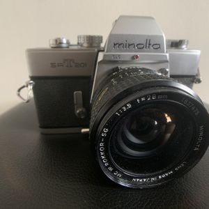 Minolata 35mm Film Camera for Sale in Middletown, NY