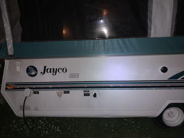 1994 Jayco Jay Series 1206 Pop Up Camper used