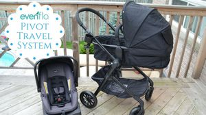 Car seat, bassinet and stroller for Sale in St. Louis, MO