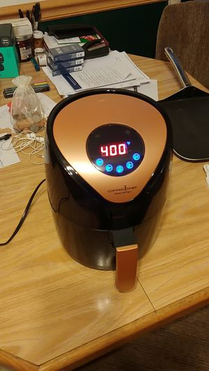 Copper Chef Power AirFryer for Sale in Gambrills, MD