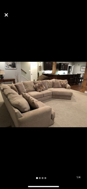 3 piece sectional sofa for Sale in McDonald, PA