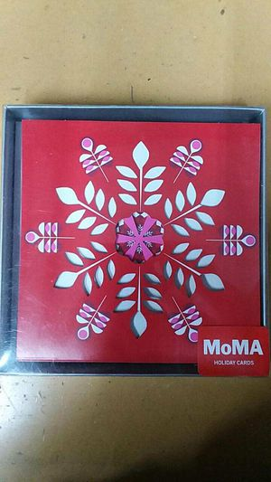 MoMA Holiday cards for Sale in Greenville, NC