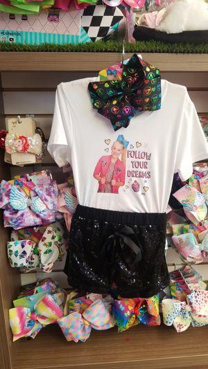 Jojo sida outfi new size 4T for Sale in Miami, FL