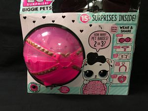 LOL Surprise Biggie Pets. 15+ Surprises Inside. for Sale in Irvine, CA