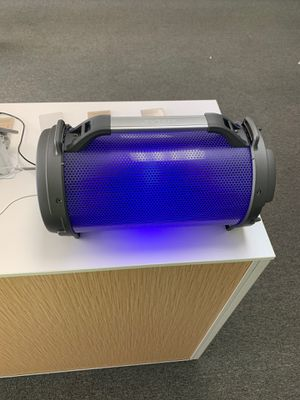Bluetooth speakers with light for Sale in West Palm Beach, FL