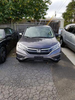 2016 Honda CRV LX 2wd CVT 29kmiles for Sale in Woodbridge, VA