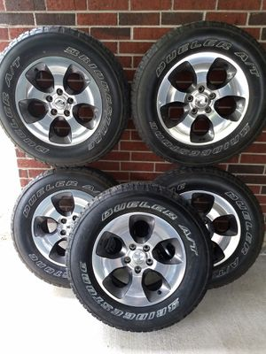 Tires and wheels for Sale in New Caney, TX