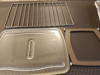 Microwave Plate N Rack for Sale in Dearborn,  MI