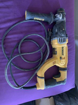 Dewalt hammer drill for Sale in Willowbrook, KS