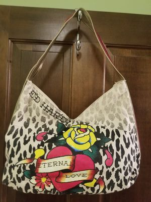 Ed Hardy Cloth Bag for Sale in Pinetop, AZ