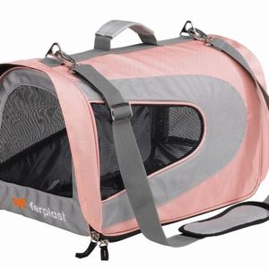 Ferplast Beauty m Dog Cat Crate Carrier Pet Bag Carry Airplane Approved for Sale in Gaithersburg, MD
