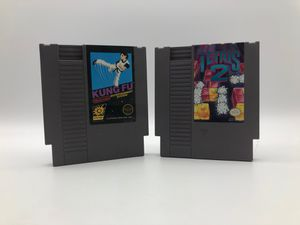 Nintendo NES | 2 Games Tetris 2 and Kung Fu for Sale in Los Angeles, CA