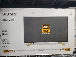 """55"""" LED SMART 4K ULTRA HDTV AVAILABLE BY SONY SONY NO BOLONY. for Sale in Los Angeles, CA"""