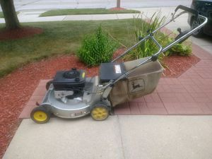 John Deere push lawn mower for Sale in Westerville, OH
