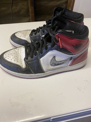 Worn jordan 1 bmp 9.5 50$ for Sale in Oxnard, CA