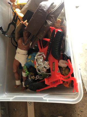 Old big Jim toy collectibles for Sale in Clovis, CA