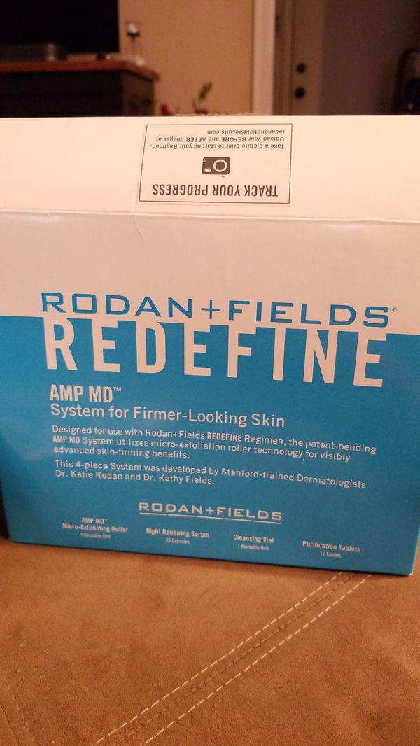 Rodan and fields AMP MD