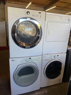 Frontload washer and dryer for Sale in Tampa, FL