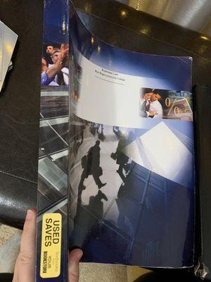 Business Law textbook isbn-13:978-0-390-67345 –9 for Sale in Harrisonburg, VA