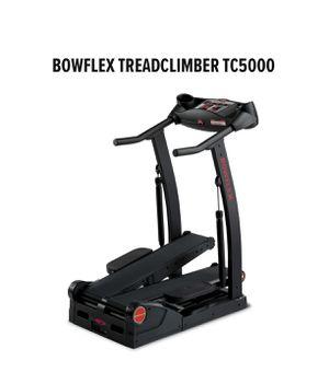 Bow flex tread climber TC5500 for Sale in Syosset, NY