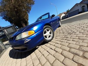 1996 Mustang Convertible V6 Automatic Transmission for Sale in Stockton, CA