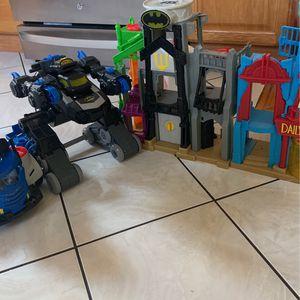 Batman, Spider-Man Toys for Sale in Des Plaines, IL