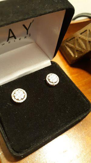 Diamond earings for Sale in Buffalo, NY