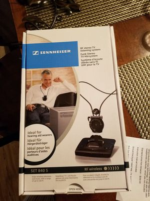 Tv listening system for Sale in Kingsport, TN