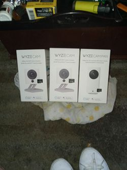 Wyze Cams Brand New for Sale in Aberdeen,  WA