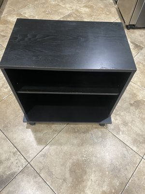 TV cart with open shelves for Sale in Covina, CA