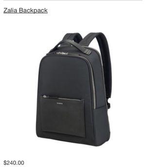 Samsonite Zalia Backpack (black) for Sale in Oak Lawn, IL